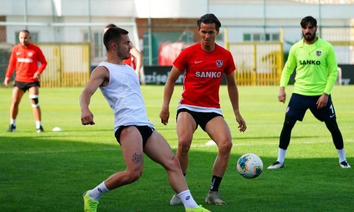 Gaziantep Futbol Kulübü boş durmuyor