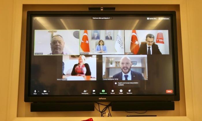 Bosna Hersek'ten TBB Başkanı Fatma Şahin'e övgü
