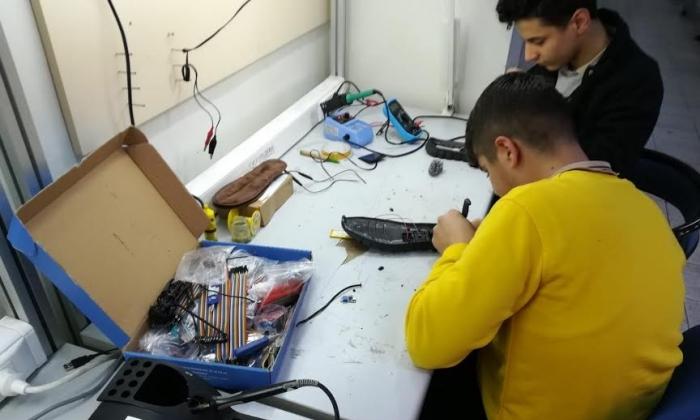 Gaziantepli girişimciler Gençbizz finalini tamamlandı
