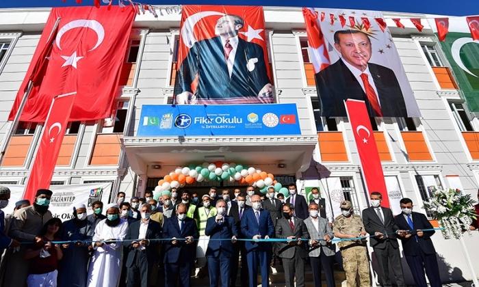 GAZİANTEP'E PAKİSTAN'DAN FİKİR OKULU