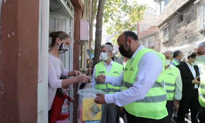 Şahinbey'den ödüllü temizlik kampanyası