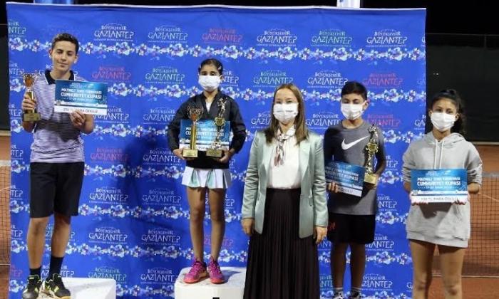 Sanko'nun Tenis başarısı