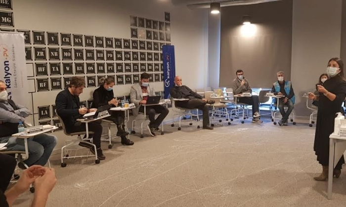 HKÜ ile Kalyon PV iş birliğinde ilk eğitim