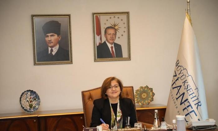 Fatma Şahin Çocuk hakları zirvesine katıldı