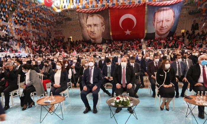 Ak Parti Kilis'te Murat Karataş yeniden