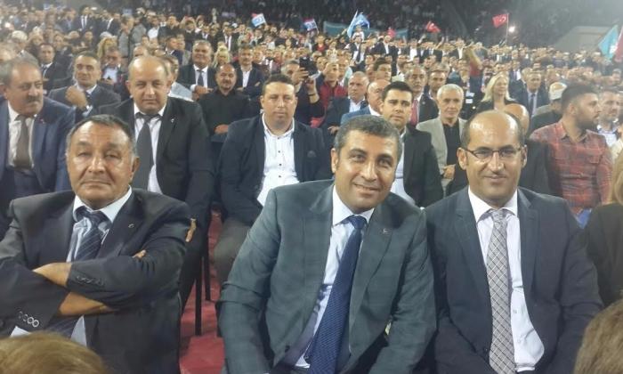 MHP Kerkük için Ankara'da
