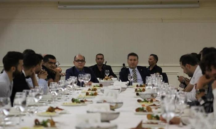 Kalespor'dan sezon açılış yemeği