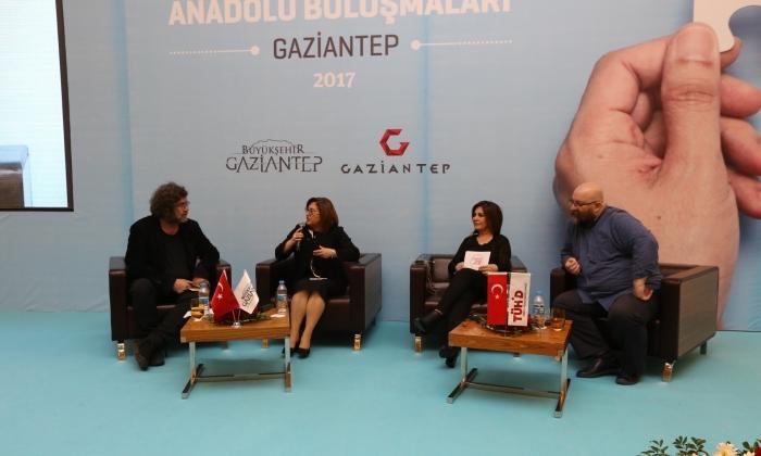 TÜHİD ANADOLU BULUŞMALARI GAZİANTEP'TE DÜZENLENDİ