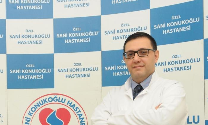 Çetin Sanko Hastanesinde