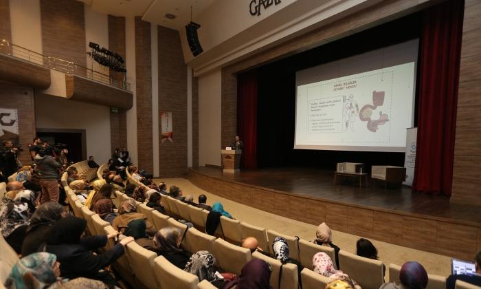 Büyükşehir'den 'Diyabet ve Göz' konferansı