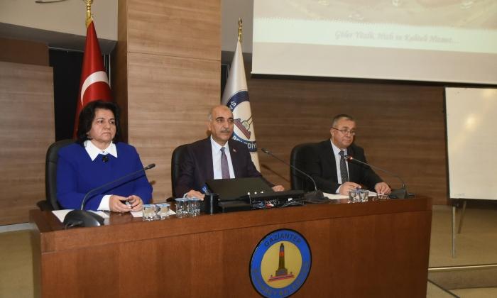Şahinbey Şubat Meclisini yaptı
