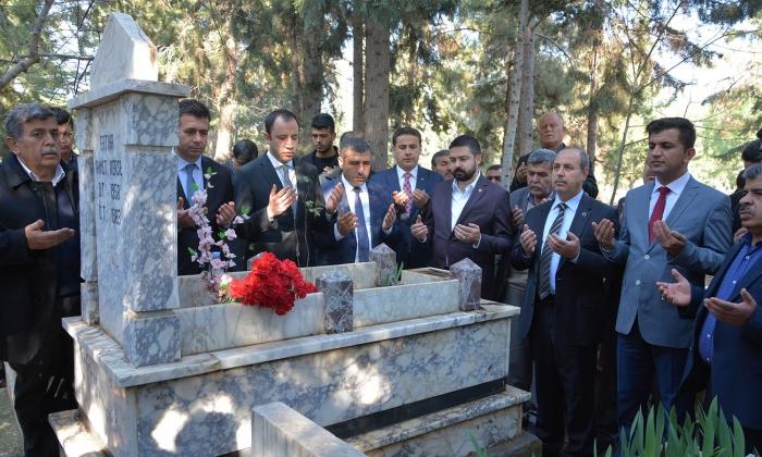 Ahmet Kerse anıldı