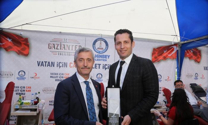 ŞAHİNBEY'DEN 1 REKOR DAHA