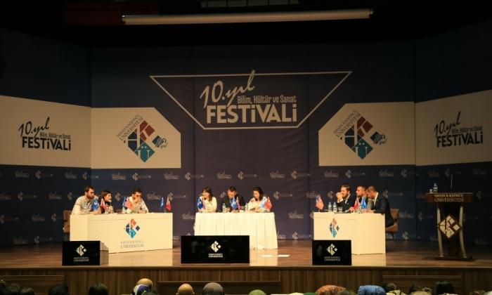 HKÜ'de Kültür festivali