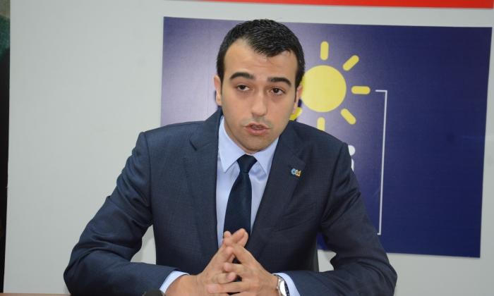 """Tuğsuz, """"Gaziantep mağdur ediliyor"""""""