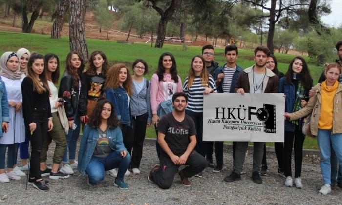 HKÜ'den Ekstrem Parkına Fotoğraf Gezisi