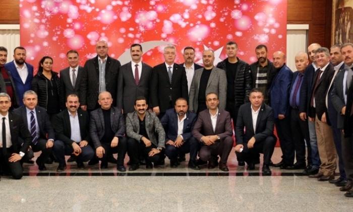 Nizipli iş adamları Azerbaycan'ı mercek altına aldı