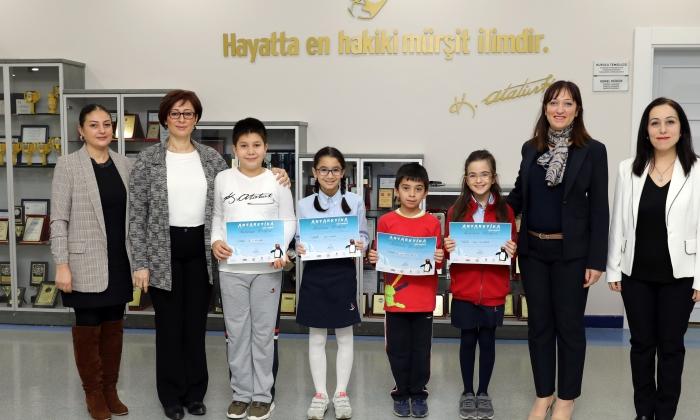 Sanko öğrencileri Resim sergisi açıyor