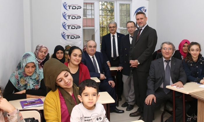 Şehitkamil'de Açıköğretim Kursları başladı