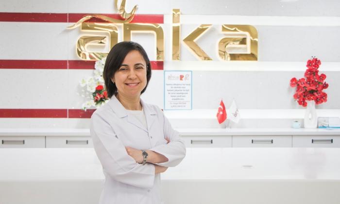 Nagihan Demir Anka'da hasta kabulüne başladı