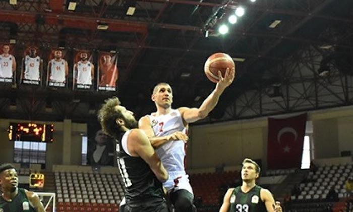 Gaziantep Basketbol ezdi geçti
