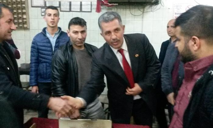 """Sarı, """"Şehitkamil'de Belediyecilik tecrübemiz var"""""""