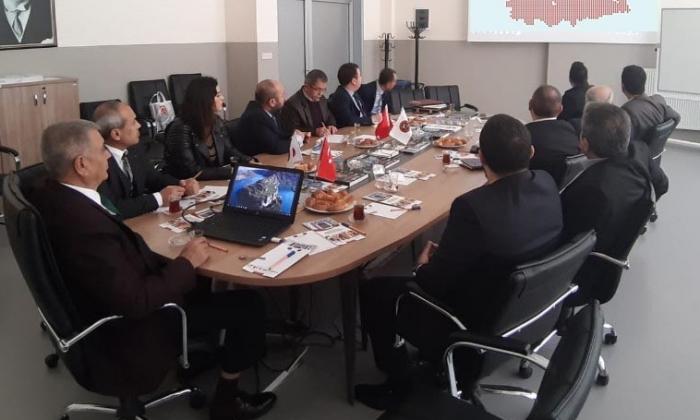 GSO'da ortak Komite toplantısı