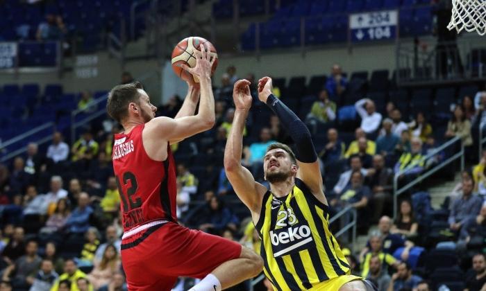 Fenerbahçe'ye gücümüz yetmedi: 84-67