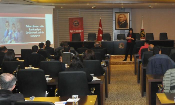 GSO'da bilgilendirme semineri