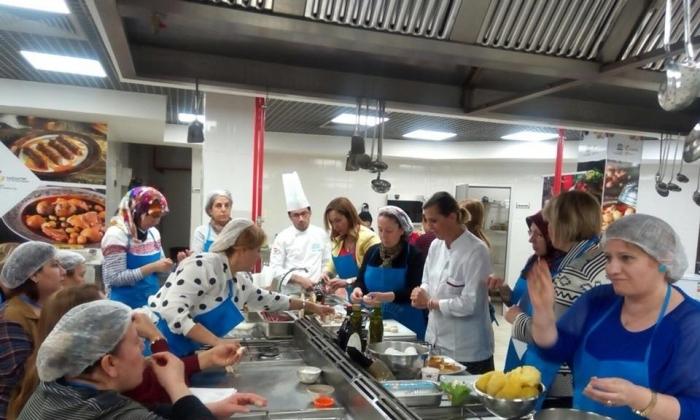 MUSEM Gaziantep Mutfağını yaşatıyor