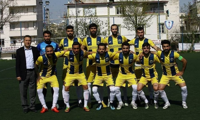 Kalespor farklı şampiyon: 7-2
