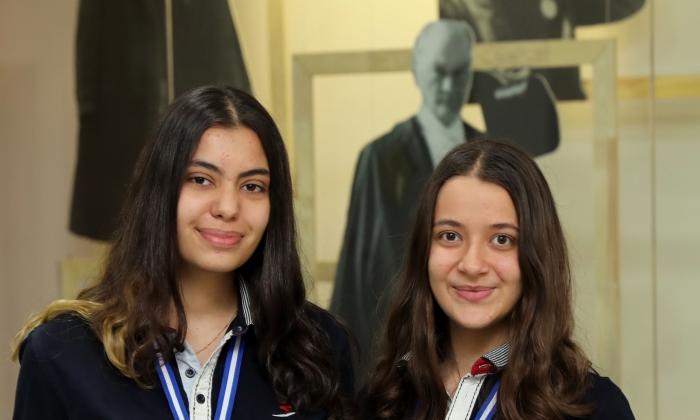 Sanko Okulları proje 3. oldu