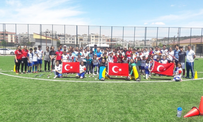 Polisgücü'nde 19 Mayıs coşkusu