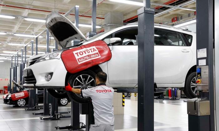 Toyota'da Yaz avantajları başladı