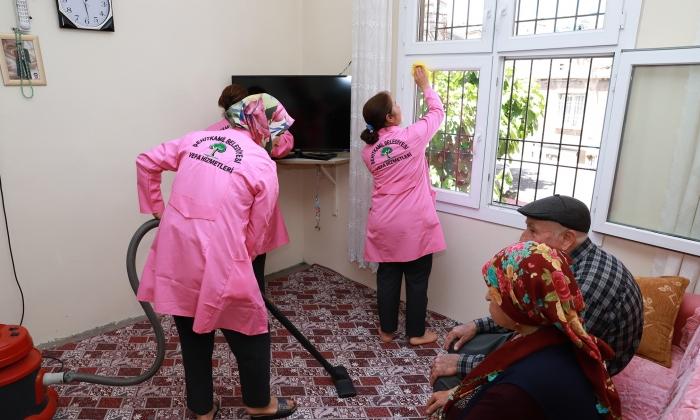 Şehitkamil'de Bayram temizliği
