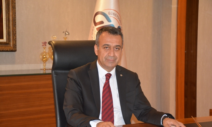 """Kileci, """"Gaziantep ihracatını Mayıs'da da rekor kırarak arttırdı"""""""