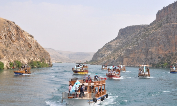 Hedef 8 milyon turist