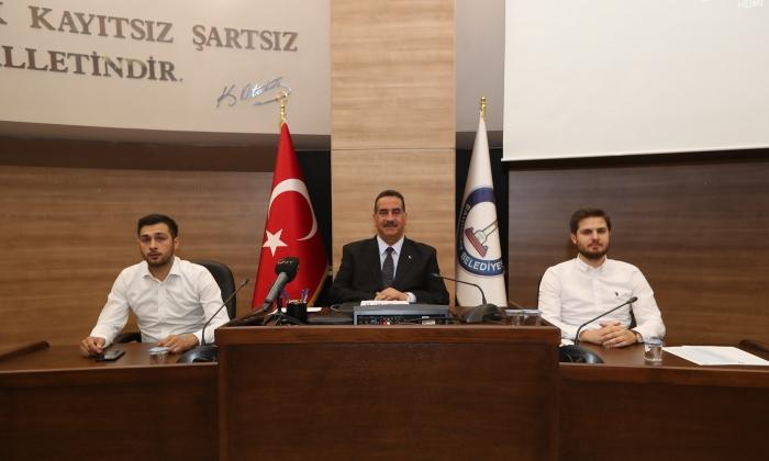 Şahinbey'de Haziran Meclisi