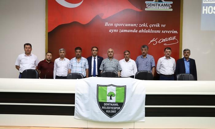 Şehitkamil Belediyespor'da Hasan Oğuz dönemi