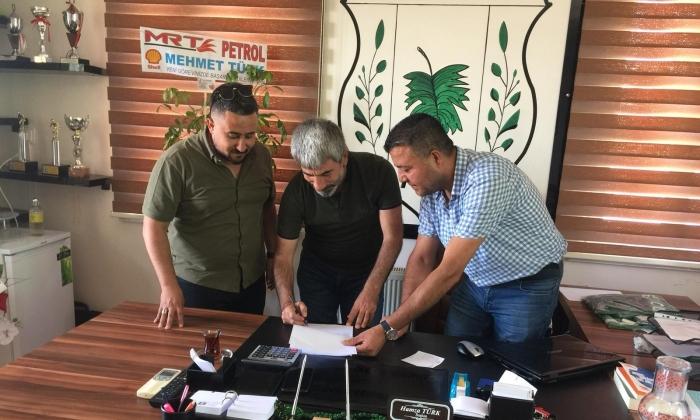 Kilis Belediyespor'da Hasan Basut dönemi