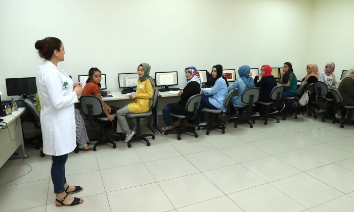 Şehitkamil'den Kadınlara Bilgisayar Kursu