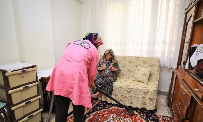 Şehitkamil Yaşlıların her ihtiyacını karşılıyor