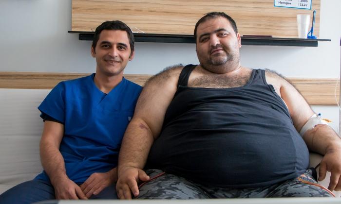 Anka Hastanesi'nden Obezite cerrahisi