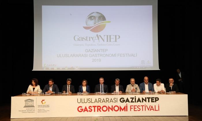 Sektör temsilcileriyle Gastronomi toplantısı
