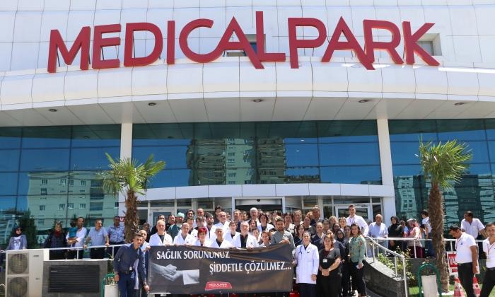 Medical Park sessiz kalmadı