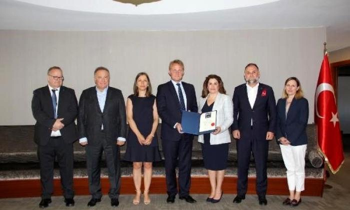 Bahçeşehir'den Ulusal anlaşma