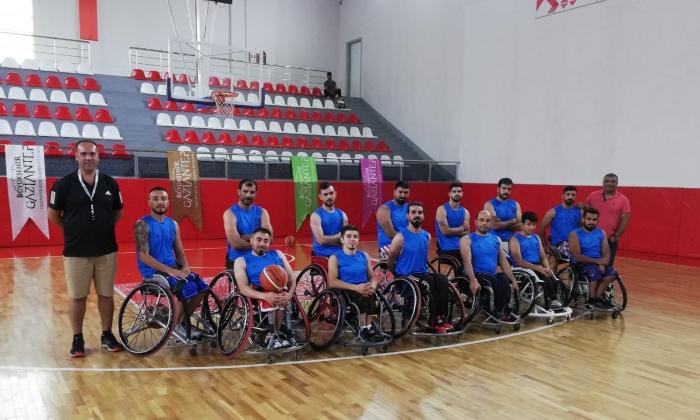 Gazişehir Tekerlekli Sandalye takımı hızlı başladı