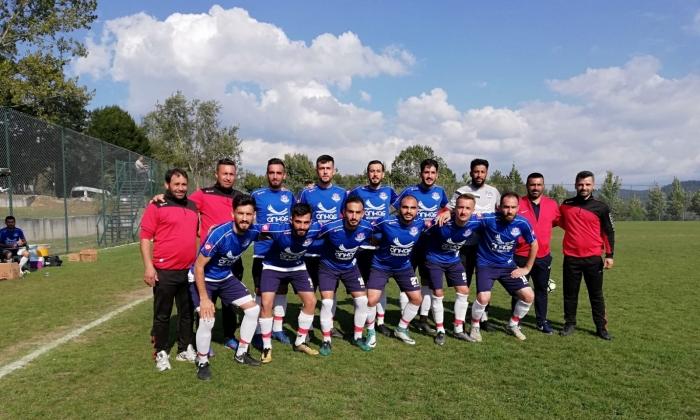 Gaziantep Ankasspor'dan lig provası 1-0