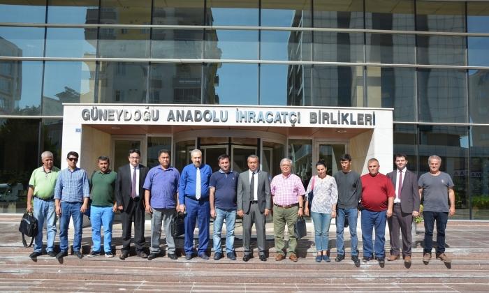 Tacikistanlı üreticiler mercek altına aldı