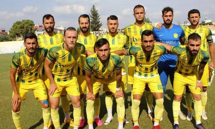 Osmaniyespor evinde farklı: 3-1